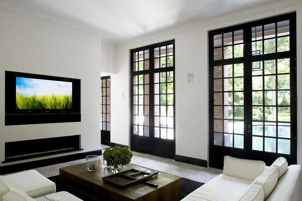 Euro consult international projects for Villa de luxe moderne interieur